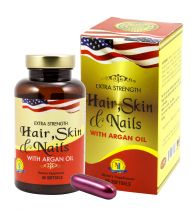 HAIR, SKIN, NAILS (USA) 60 Viên